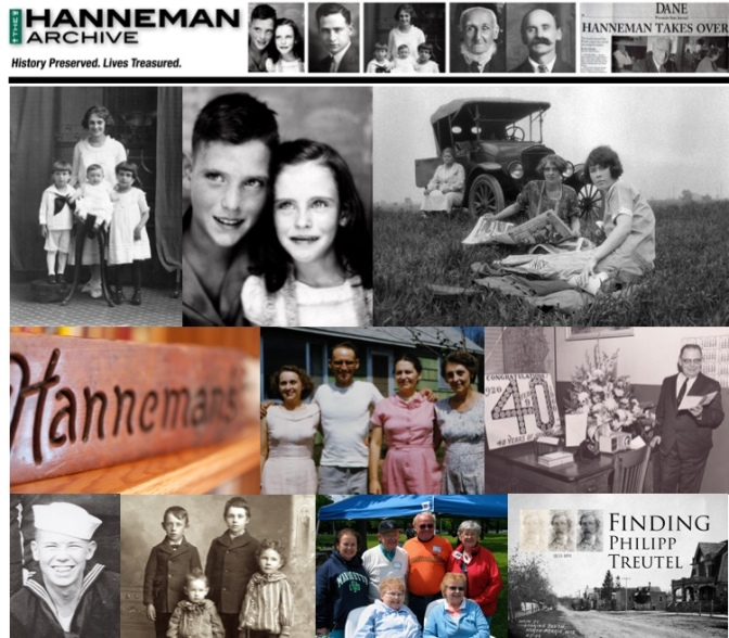 Preservation Fund Launched for the Hanneman Archive