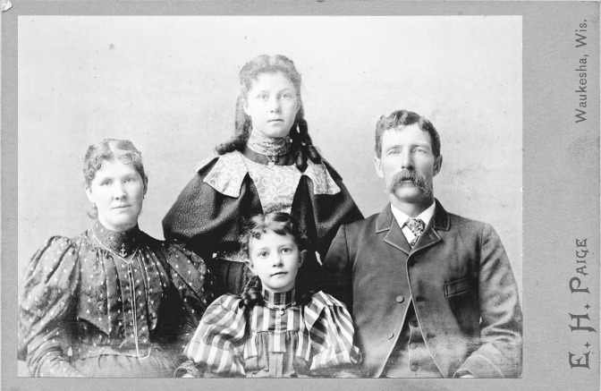 Photo Detective: Faces in a Very Old Family Album