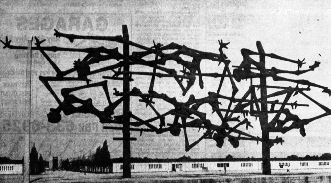 Dachau Stands as a Silent Reminder