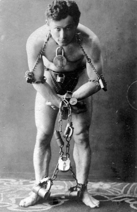 Houdini_LibraryCongress