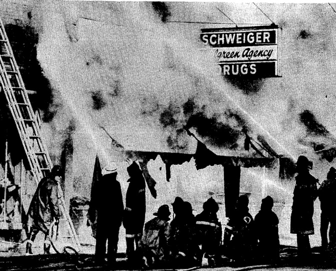 Sun Prairie Tragedy Reminds of Massive 1975 Downtown Fire