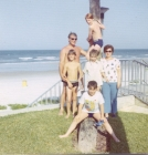 Family trip to Ormond Beach, Fla.