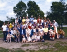 The 1975 Mulqueen family reunion in Cudahy.