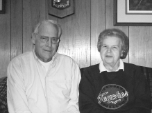 David D. and Mary K. Hanneman at their Sun Prairie home.