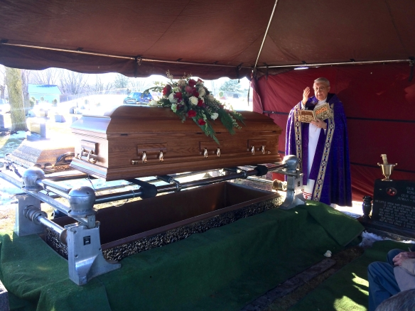 """Funeral Homily: """"Hope Does Not Disappoint"""" 