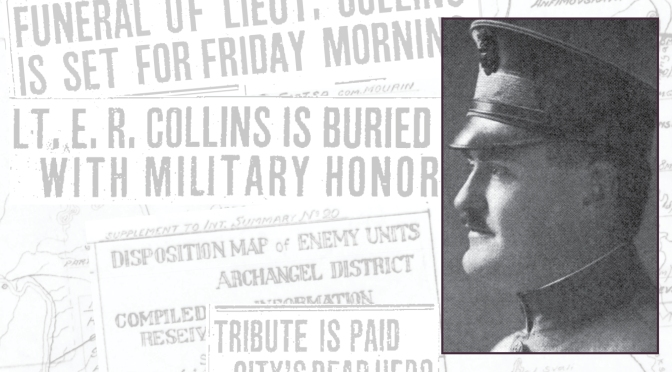 Remembering Lt. Edmund R. Collins, 100 Years Later