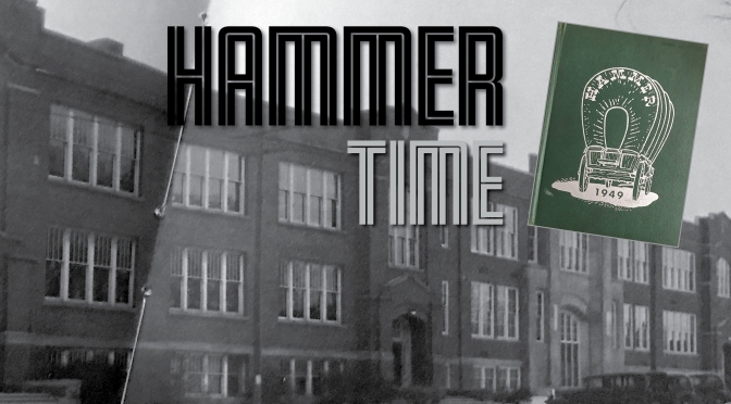 A Stroll Through the 1949 Issue of the MHS Hammer